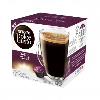 Dolce Gusto Dark Roast Coffee 16ct