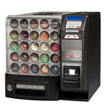 Multi-Max K-Cup Vending Machine [VM813/VM816] - $2,999.99 ...