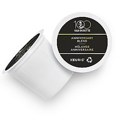 Van Houtte Anniversary Blend Coffee K-Cup 30ct CLEARANCE