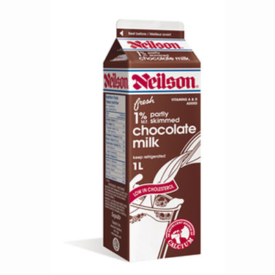 Neilson 1% Chocolate Milk - 1L