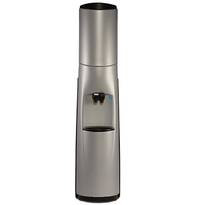 Pacifik Bottleless Filtered Water Cooler,Cool & Cold,Silver,HP